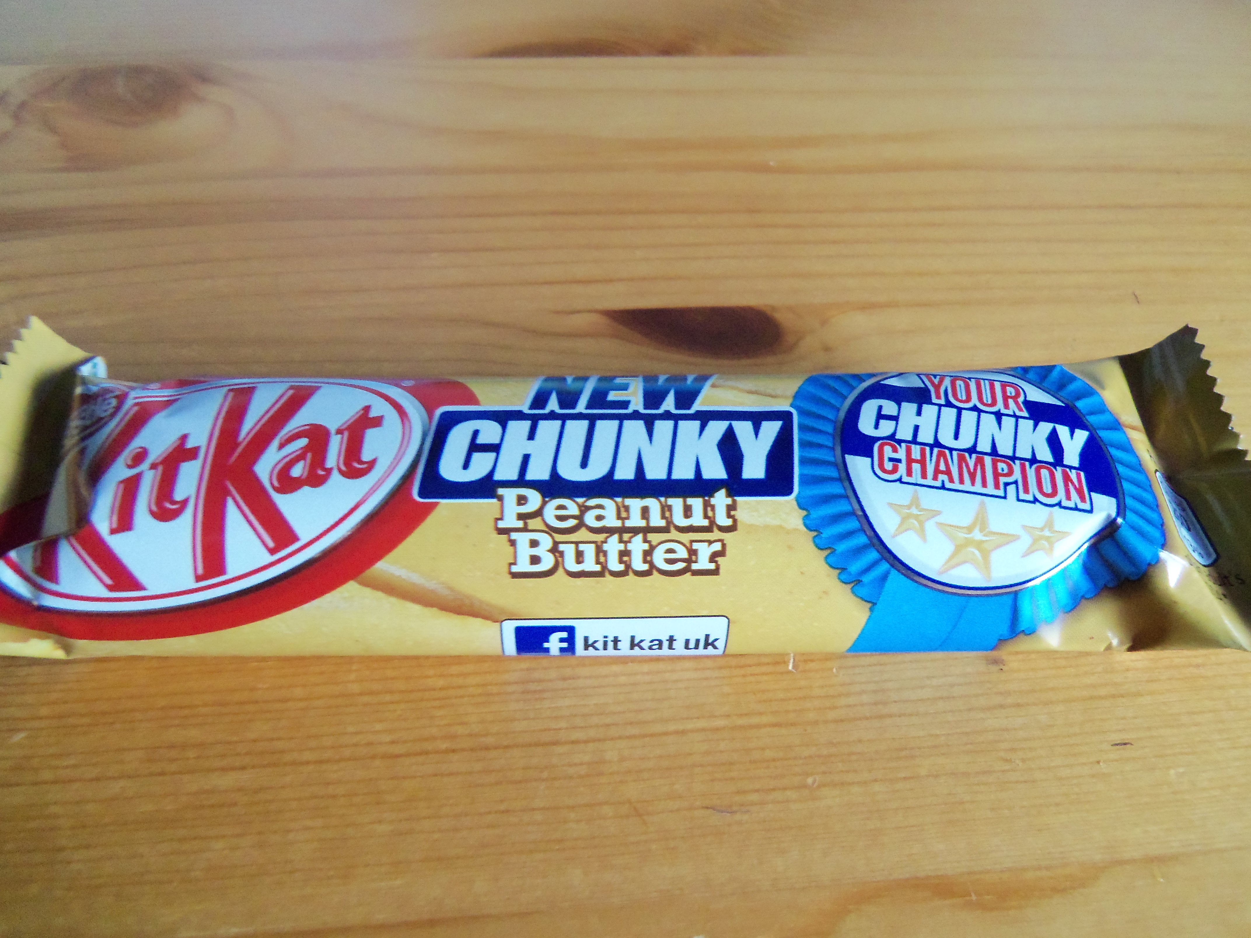 Nestle Kit Kat Chunky Peanut Butter | The Snack Review