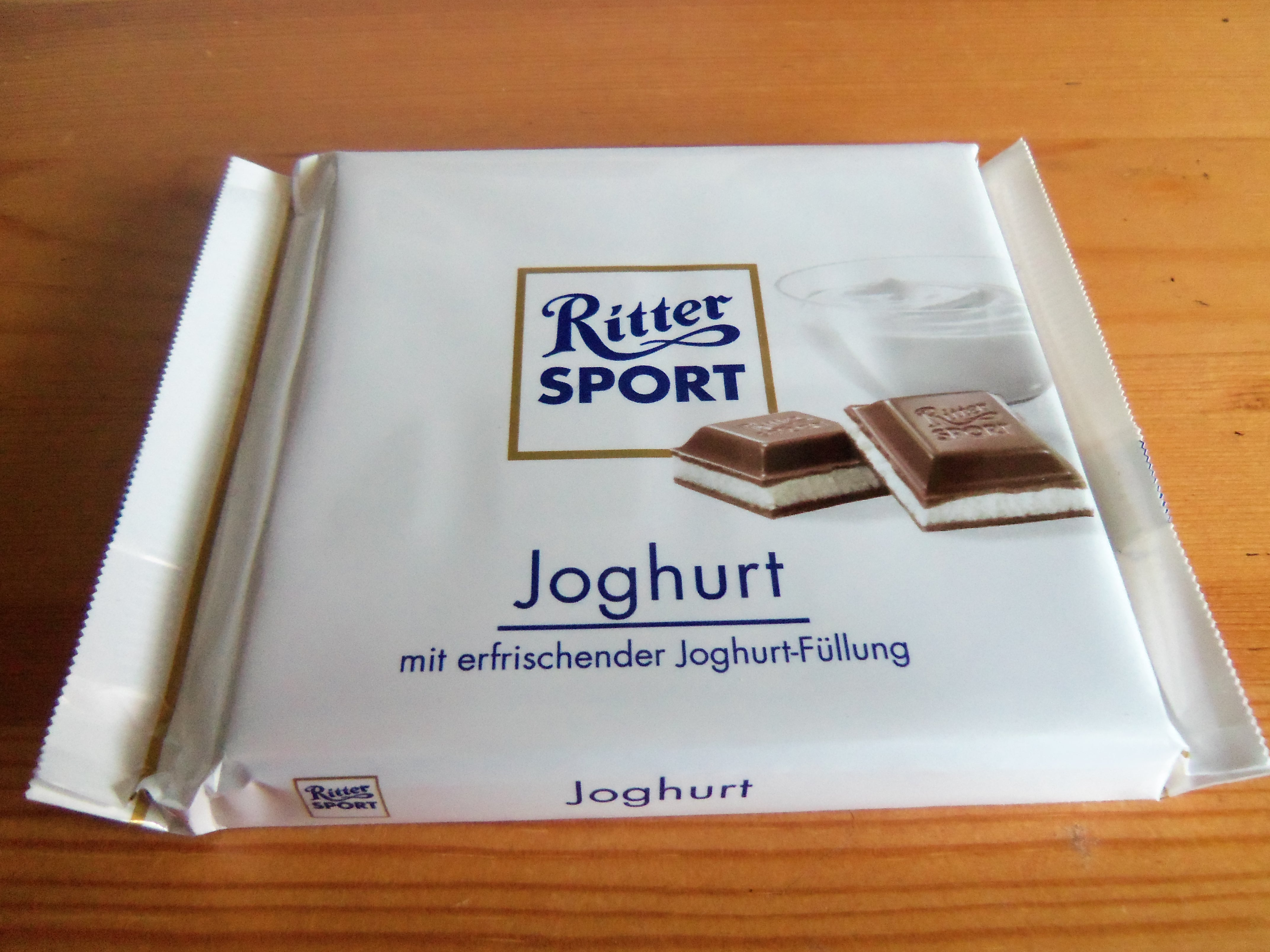 Ritter Sport Yogurt | The Snack Review
